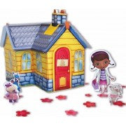 DOC McSTUFFINS CLINIC TABLE DECORATION