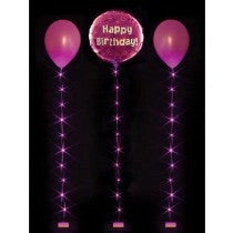 Fuschia Decor Lites Balloon lite