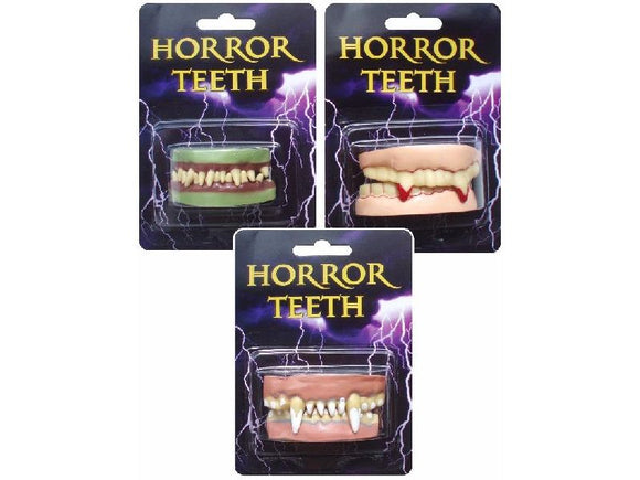 Horror Teeth