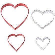 Wilton  4pc cookie Cutter Set