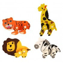 Jungle Erasers