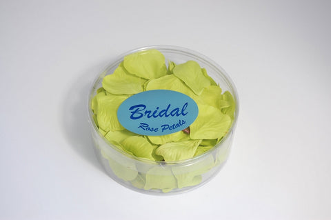 Boxed Petals-Lime