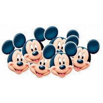 Mickey Mouse Face Masks