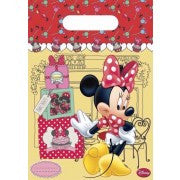 Minnie Cafe Party Bags