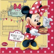 Minnie Cafe Napkins