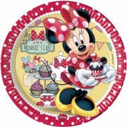 Minnie Cafe Plates