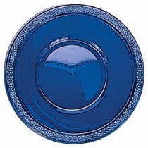 355ML NAVY BLUE PLASTIC BOWLS