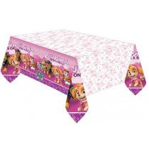 PAW PATROL GIRL TABLECOVER