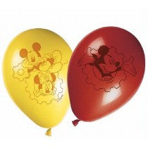 PLAYFUL MICKEY LATEX BALLOON