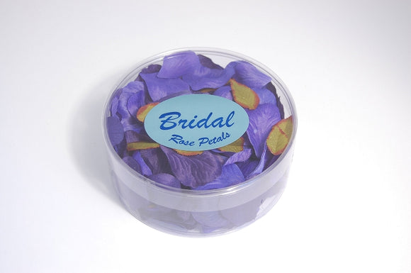 Boxed Petals-Purple