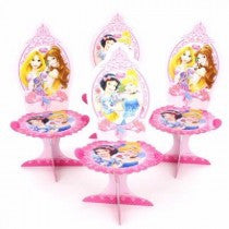 Disney Princess Single Cup Cake Stands