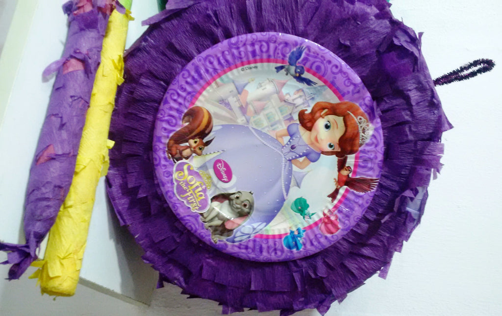 Sofia The 1st Pinata