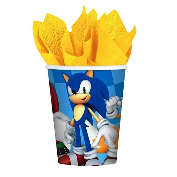 Sonic Paper Cups
