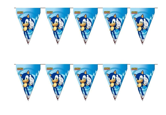 Sonic Party Banner