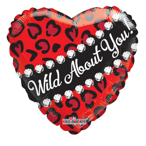 Wild About You Foil