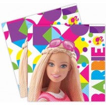 Barbie  Sparkle Napkin
