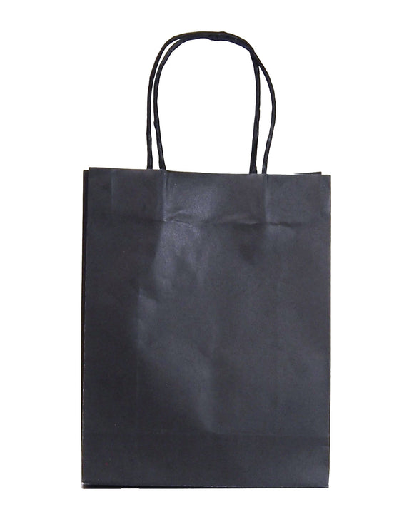 Black Party Bags with handle