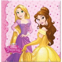 Disney Princess Lunch Napkins