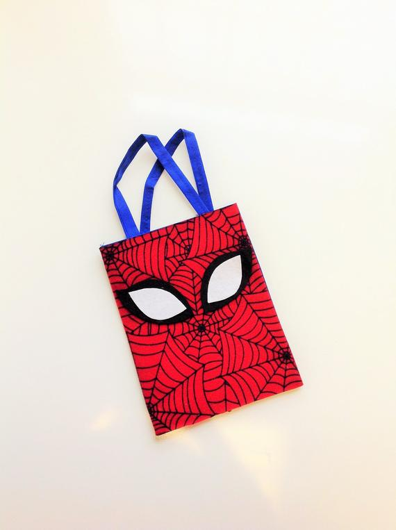 SPIDERMAN TOTE BAGS