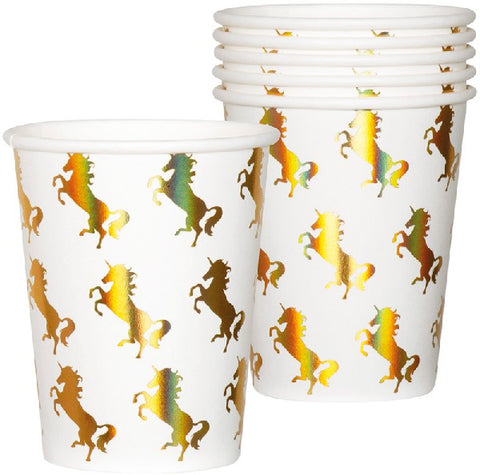 25CL UNICORN CUPS