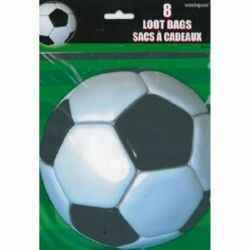 3D Football Lootbags