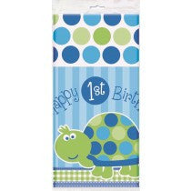 1st B/Day Turtle Tablecover