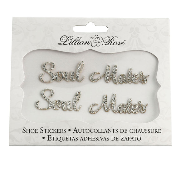 Soul Mate Shoe Stickers