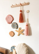Sea Shell Fibre Art (various) **NEW!**