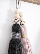 Chunky Tassel Decorations