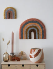 Maxi Rainbow Wanderlust Colour Mix Fibre Art Decoration.