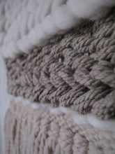 Weaving in Soft Natural Tones