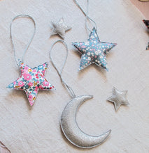 Christmas stars, pick and mix colours!