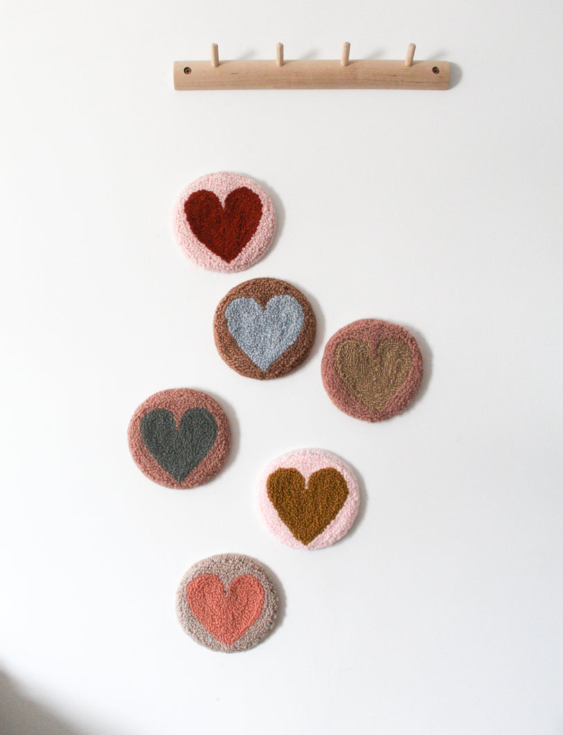 LOVE HEARTS! Various, sample sale