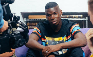 A conversation with Paul Pogba