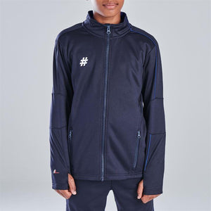 Five Stadium Zipped Funnel Neck Jacket Junior