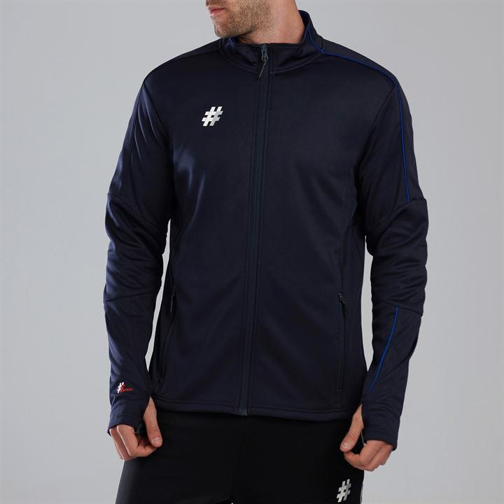 Five Stadium Zipped Funnel Neck Jacket Mens