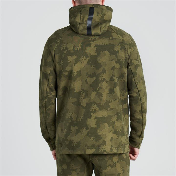 Five Street Zipped Hoodie Mens