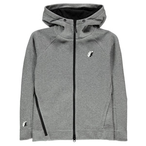 Five Zipped Hoodie Junior