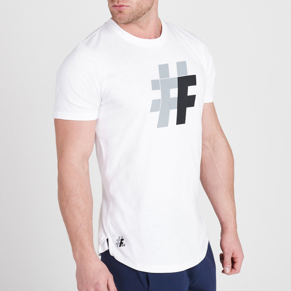 Five Large Logo T-Shirt Mens