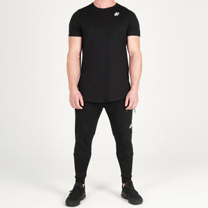 Five Long Line T-Shirt Mens