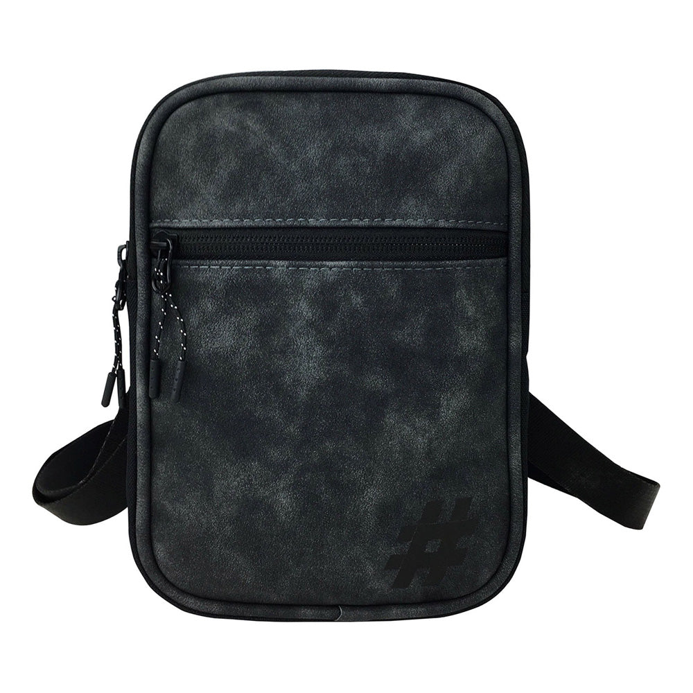 Five Suede Cross Body Backpack
