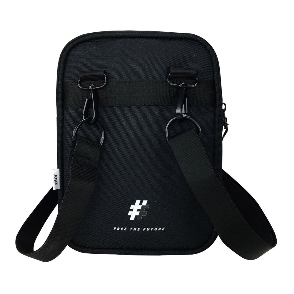 Five PU Cross Body Backpack