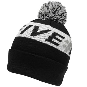 Five Bobble Beanie Mens
