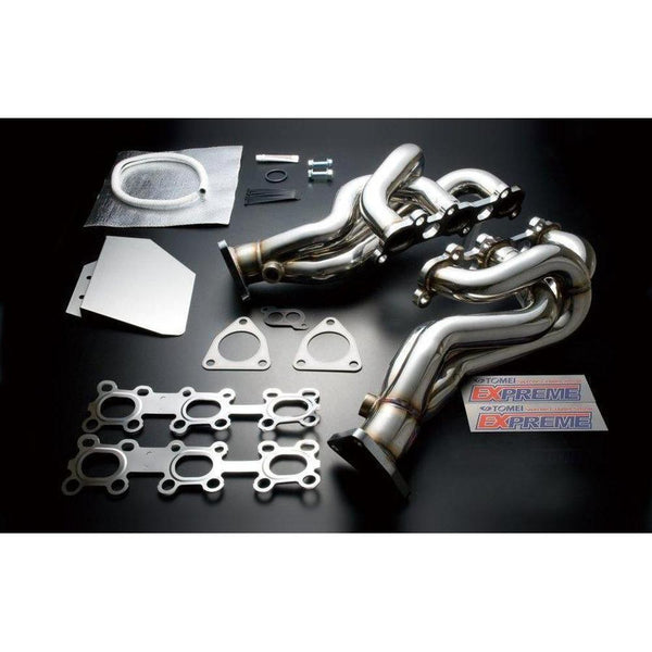 Tomei Expreme Exhaust Manifold Pair 350Z-Tomei-Drift Society