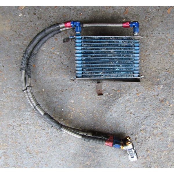 TRUST GREDDY OIL COOLER KIT FOR NISSAN SILVIA S14-Clearance Parts-Drift Society