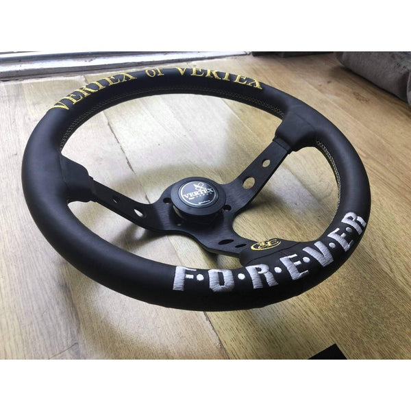 VERTEX FOREVER STEERING WHEEL-Vertex-Drift Society