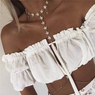 Calistar Diamond Body Chain