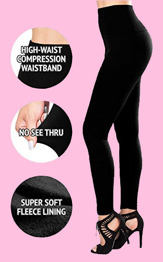Aria™ Winter Fleece Lined Leggings