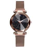 Aida Magnetic Starry Galaxy Watch