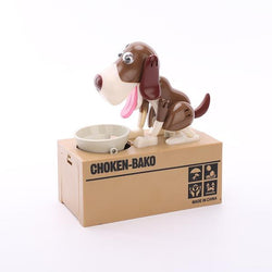 Cutest Dog Coin Bank - great gift idea!